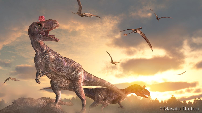 pachyrhinosaurus vs carnotaurus - photo #11