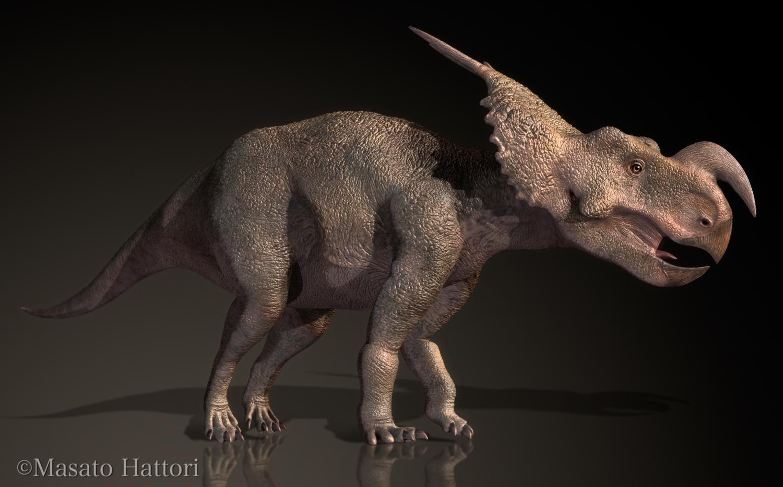 masato hattori - Prehistoric life